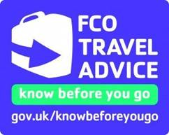 Foreign and Commonwealth travel advise site