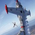 Harley Rides & Air Combat